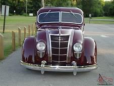 1935 Chrysler Airflow C2 Imperial Street RodSTEELRARE