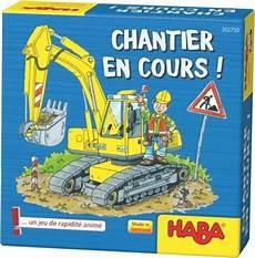 Haba Jeu Chantier En Cours Doudouplanet