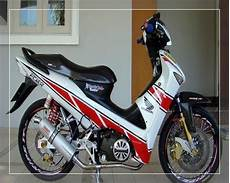 Variasi Motor Supra by Gambar Modifikasi Supra X 125 Fi Simple Standar Thailook