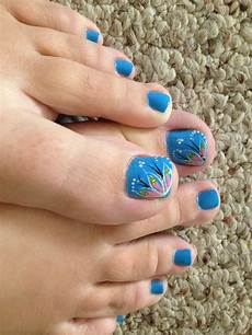 cute toenail design diy pinterest