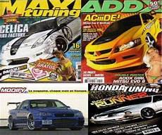 Magazine De Tuning Le Des Passionn 233 S Des Autos Japs