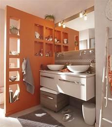 cloison de s 233 paration orange salle de bains leroy merlin