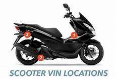 location scooter scooter and moped vin check lookup and search