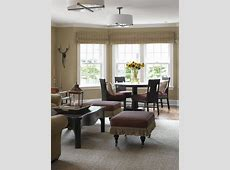 Chic Roman Shades Outside Mount for Your Windows   Decohoms