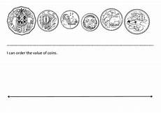 money worksheets ordering 2265 ordering australian coins and money amounts by mr bloomfield s resources