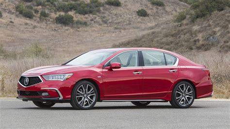 2018 Acura Rlx Sport Hybrid First Drive