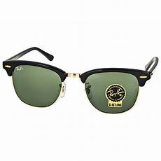 ban rb3016 w0365 51 22 clubmaster mens sunglasses