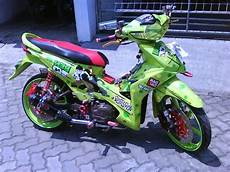 Modifikasi Motor Revo Absolute 2010 by Modifikasi Honda Absolute Revo Terkeren Myotomotif