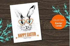 easter card design templates easter card design card templates on creative market