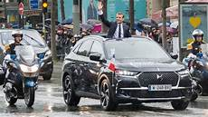 Ds 7 Revealed As S New Presidential Ride