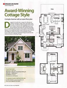 visbeen house plans www visbeen com cottage plan