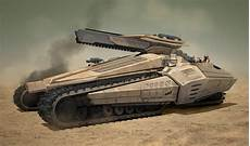 illustrations and concepts of tanks i concept art world