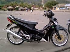 Modifikasi Supra 110 by Modifikasi Motor Honda Supra X 110