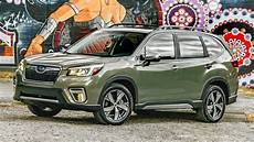 2020 subaru forester gas mileage 10 most fuel efficient suvs and crossovers of 2019