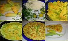 frittata con fiori di zucchina frittata con i fiori di zucchina la zia cucina