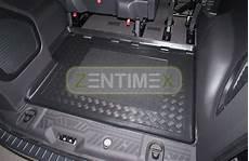 Kofferraumwanne F 252 R Ford Tourneo Custom Kleinbus 2012