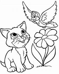 Katzen Ausmalbilder Kostenlos Ausdrucken Katzenbilder Zum Ausdrucken Ausmalbild Club