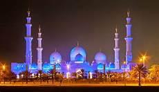 Gambar Masjid Animasi Di Malam Hari Nusagates