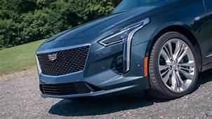 2020 Cadillac CT6 Platinum And V Sharp Styled Potent