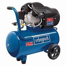 scheppach kompressor hc 52dc 2 2 kw 8 bar 50 l bauhaus