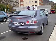Ma Premi 232 Re Voiture Une Mazda 6 Auto Titre