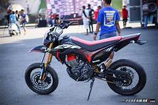 Crf150l Modif Supermoto by Intip Modifikasi Honda Crf150l Supermoto By Ahm Gambaran