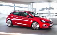 2015 Opel Astra K Is A Handsome Hatchback Autoevolution