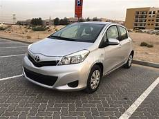 how to sell used cars 2012 toyota yaris security system used toyota yaris hatchback 2012 886234 yallamotor com