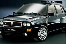 2018 Lancia Delta Hf Integrale Futurista Coupe Top Speed
