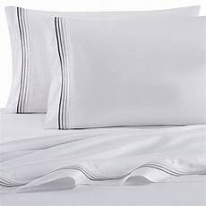 buy dkny horizon california king sheet in gold from bed bath beyond