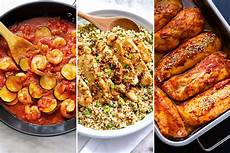 Healthy Dinner Recipes 22 Fast Meals For Busy Nights