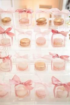 gastgeschenke baby shower macarons in dozen pink quot tutu quot thema ballerina