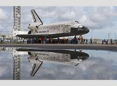 space shuttle where are they now