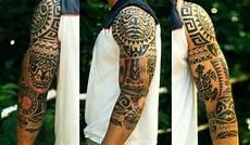 Maori Arm - maori arm complete las fauces