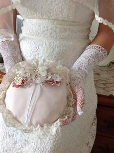 wedding gifts bridal ring pillow for carrying the ring 2260963 weddbook