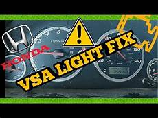 How To Fix Vsa Light