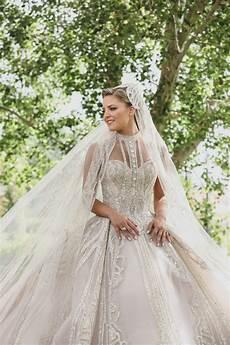 Elie Saab Wedding Gowns elie saab designed the most beautiful wedding dress for