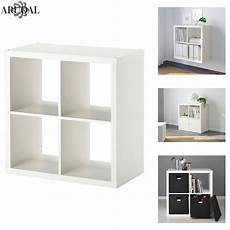 Ikea Kallax White 4 Shelving Unit Display Storage