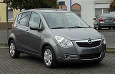 File Opel Agila 1 2 Ecoflex Edition B Frontansicht 7