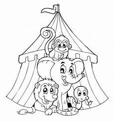 Malvorlage Zirkus Kostenlos Kostenlose Malvorlage Zirkus Coloring And Malvorlagan