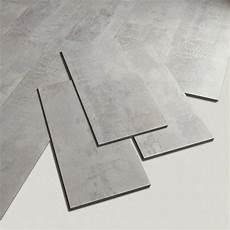 dalle pvc clipsable gris gotha clear senso lock gerflor