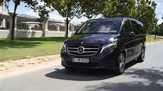 neue vans 2015 mercedes 2015 v 250 bluetec quot business quot hd trailer