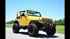 davis autosports 2000 jeep wrangler tj sport lifted jeep