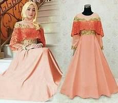Sabrina Setelan Muslim baju gamis dress sabrina bahan brukat modern