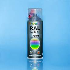 lack ral 7016 anthrazitgrau dupli color acryl spray ral 7016 anthrazitgrau gl 400 ml 363511