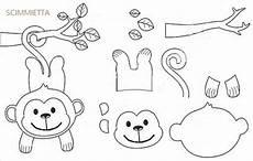 piumoni per bambini sagome a forma di quot animali quot sagome cartamodelli