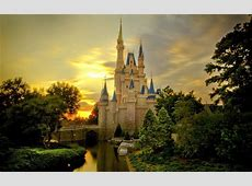 Disney Castle Backgrounds   Wallpaper Cave