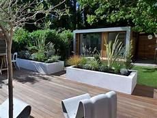 Terrassengestaltung Ideen Modern - pflanzk 252 bel garten gestaltung ideen moderne urbane g 228 rten