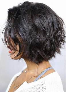 bob frisuren stufig 2020 choppy hairstyles for thick hair