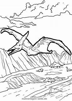 ausmalbilder malvorlagen dinosaurier